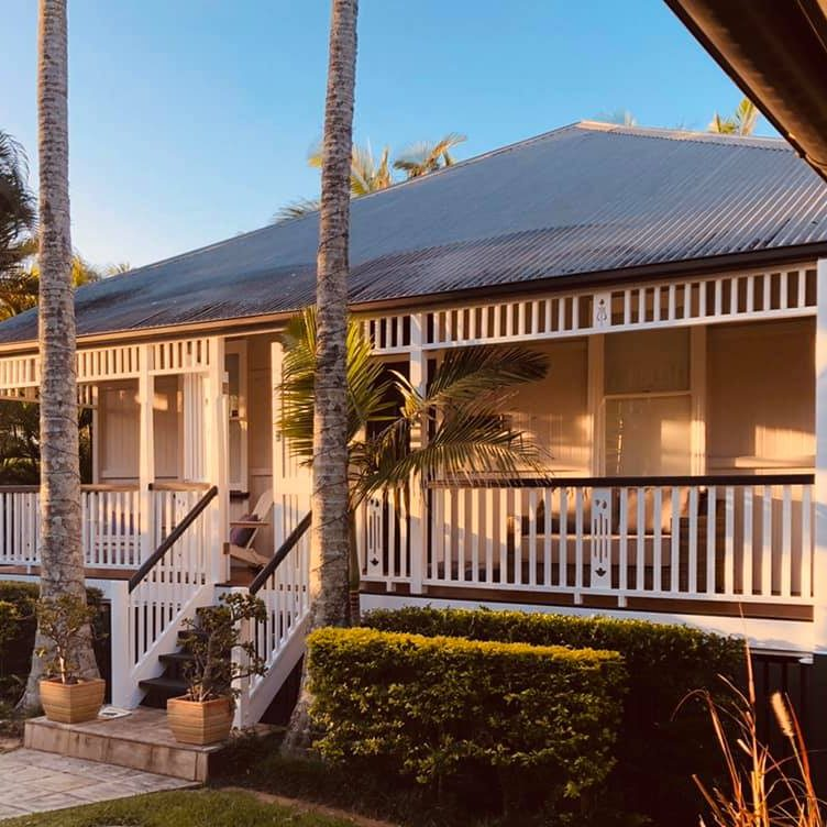 residential painting contractors Wynnum and Manly